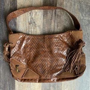 Jessica Simpson Boho Shoulder Bag Purse